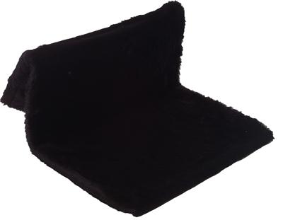 Radiator hangmat zwart (43X43X24 CM)