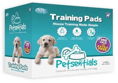 Petsentials puppy training pads (105 ST)