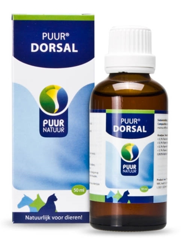 Puur dorsal (rug) (50 ML)