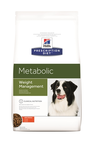 Hill's canine metabolic (4 KG)