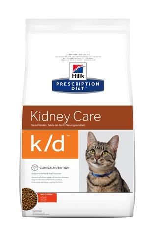 Hill's feline k/d (1,5 KG)