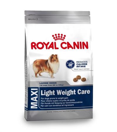 Royal canin maxi light weight (3 KG)
