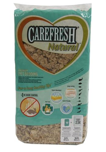 Carefresh natural (4X14 LTR)