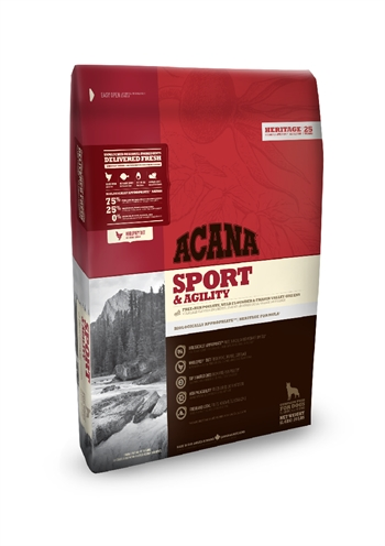Acana heritage sport & agility (17 KG)