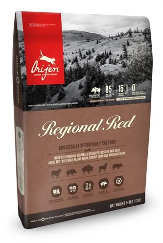 Orijen regional red cat (5,4 KG)