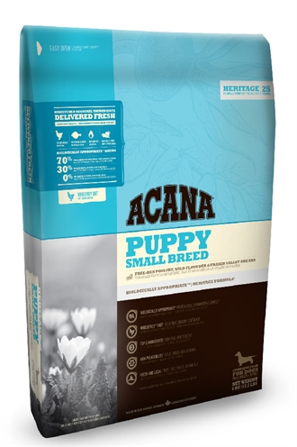 Acana heritage puppy small breed (340 GR)