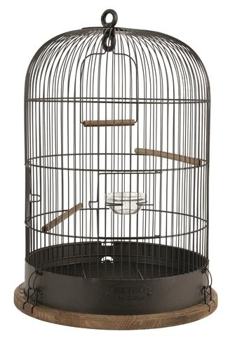 Zolux vogelkooi retro lisette (38X38X55 CM)