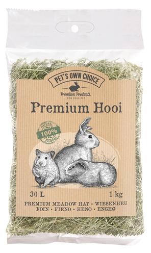 Pets own choice premium berghooi (4X1 KG)