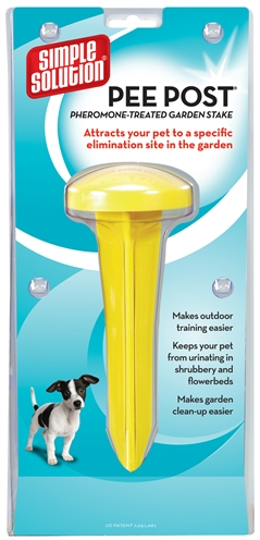 Simple solution puppy aanleg paal (8X8X20 CM)