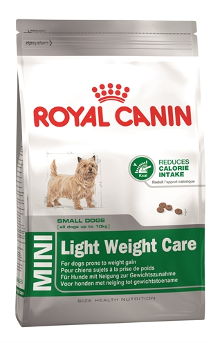 Royal canin mini light weight care (3 KG)