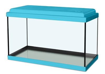 Zolux aquarium nanolife kidz blauw (18 LTR 40X21X26 CM)