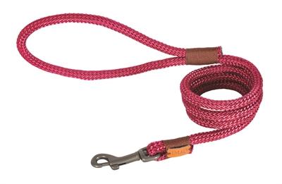 Zolux hondenriem imao hydepark roze (120X0,9 CM)