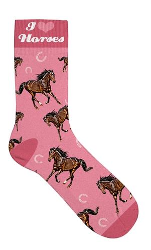 Sokken paard (42-45)