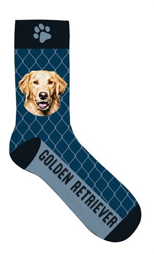 Sokken golden retriever (42-45)