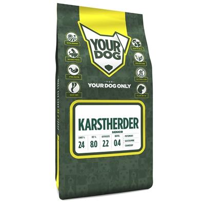 Yourdog karstherder senior (3 KG)