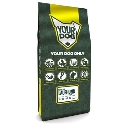 Yourdog schwyzer laufhund senior (12 KG)