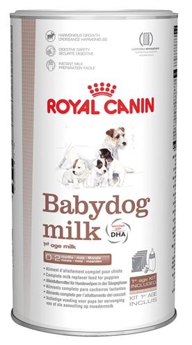 Royal canin babydog milk (400 GR)