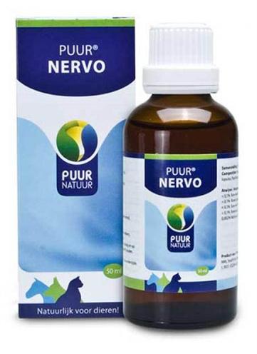 Puur natuur nervositeit (50 ML)