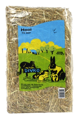 Divro hooi (4X2,5 KG)