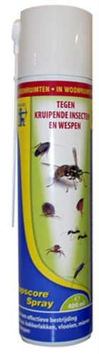 Topscore kruipende insect/wesp (400 ML)