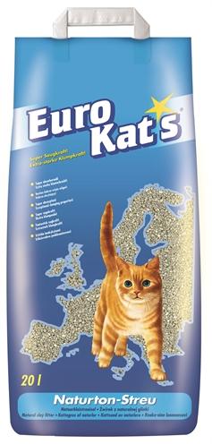 Eurokat's kattenbakvulling (20 LTR)